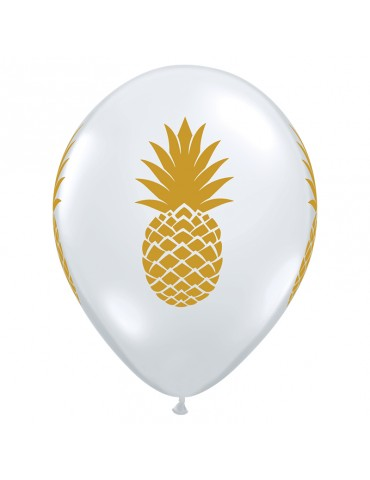 11'' BALLOON - PINEAPPLE...