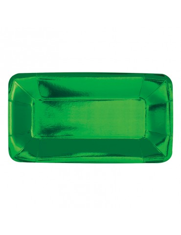 GREEN FOIL RECTANGULAR...