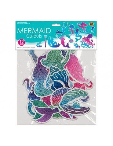MERMAID CUTOUT (12)