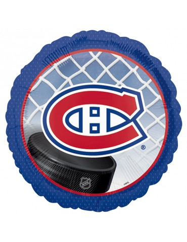 MYLAR 18'' CANADIENS DE...