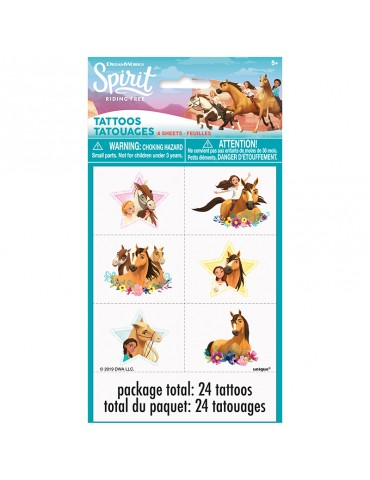 SPIRIT RIDING FREE TATTOO (4)