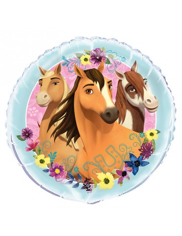 "MYLAR 18"" SPIRIT RIDING FREE"