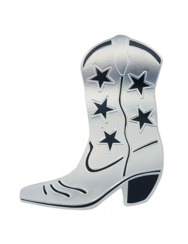 DECOUPE BOTTE DE COWBOY...