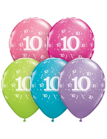 "BALLON 11"" NO.10 COUL...."