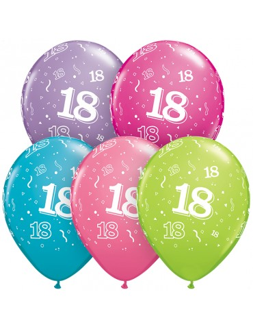 "BALLON 11"" NO.18 COUL...."