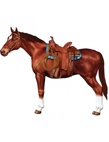 """38"""" JOINTED HORSE"""