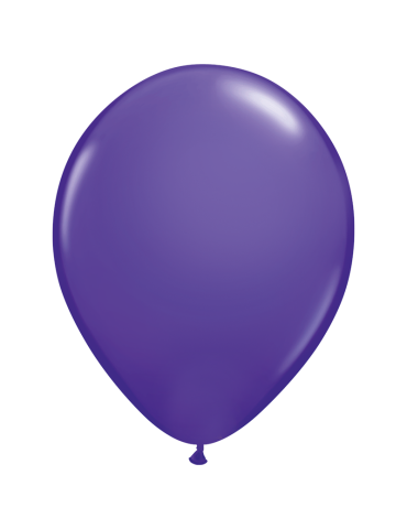 11'' BALLOON - PURPLE VIOLET