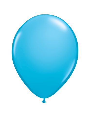 BALLON 11'' BLEU PALE...