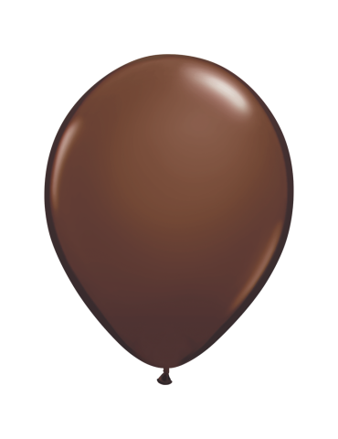 "11"" BALLOON - CHOCOLATE..."