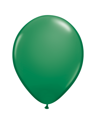 "11"" BALLOON - GREEN (100)"