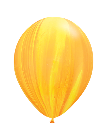 BALLON 11'' SUPER AGATE...