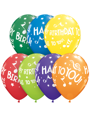 11'' BALLOON - HAPPY...