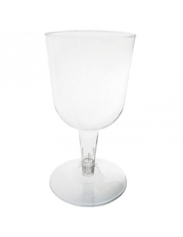 6 OZ WINE GLASS (5)