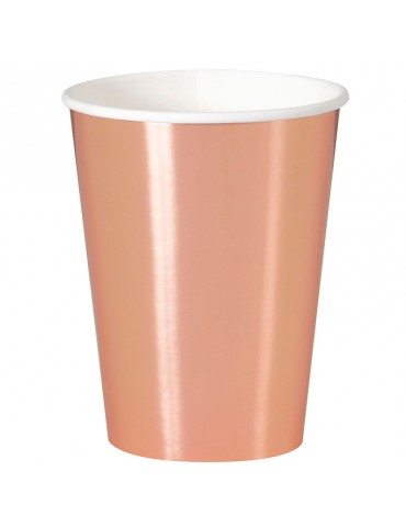 ROSE GOLD 12OZ CUP (8)