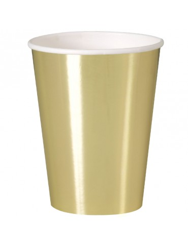 GOLD 12OZ CUP (8)