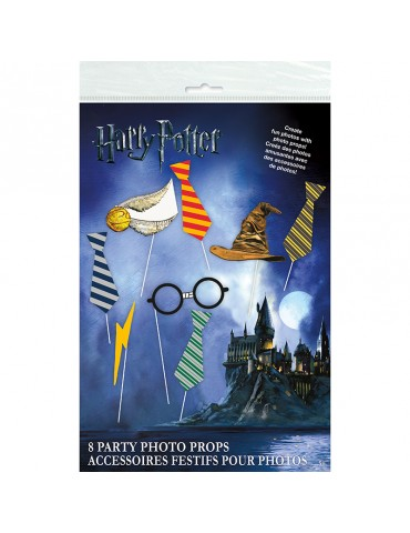 HARRY POTTER PHOTO PROPS (8)