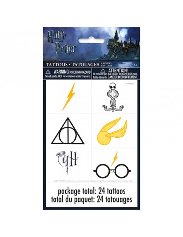 HARRY POTTER TATTOO (4)