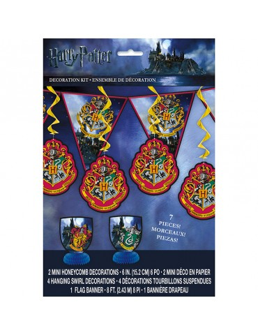 HARRY POTTER DECORATION KIT...