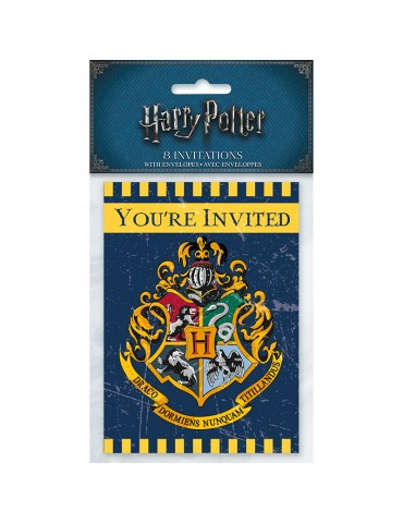INVITATION - HARRY POTTER (8)