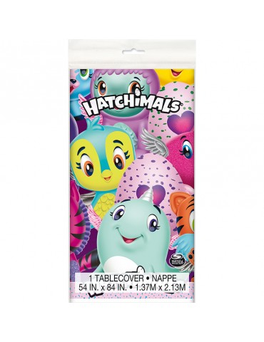 NAPPLE PLASTIQUE HATCHIMALS...