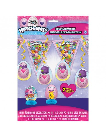 ENS. DECORATION HATCHIMALS (7)