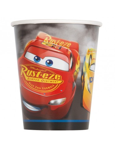 9 OZ CUP - CARS 3 (8)
