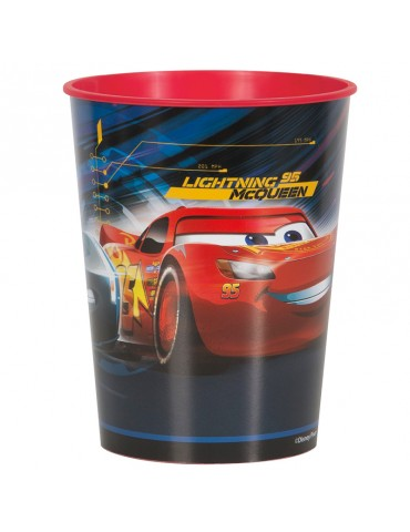 CARS 3 PLASTIC CUP