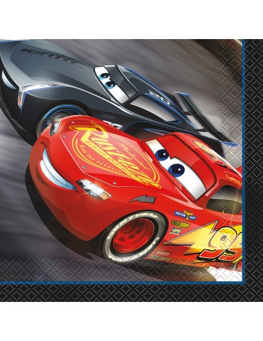 LUNCHEON NAPKIN  - CARS 3 (16)