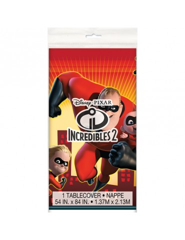 THE INCREDIBLES 2 PLASTIC...