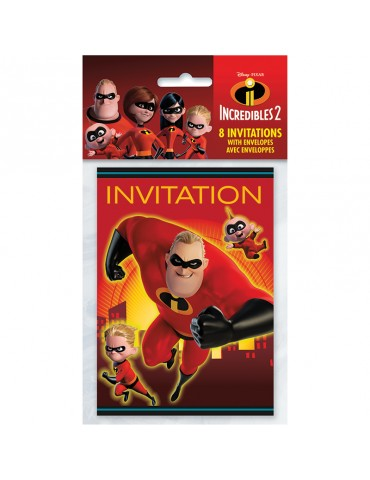 THE INCREDIBLES 2...