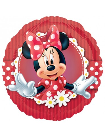 MYLAR 18'' MINNIE