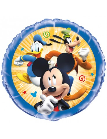 "MYLAR 18"" MICKEY MOUSE"