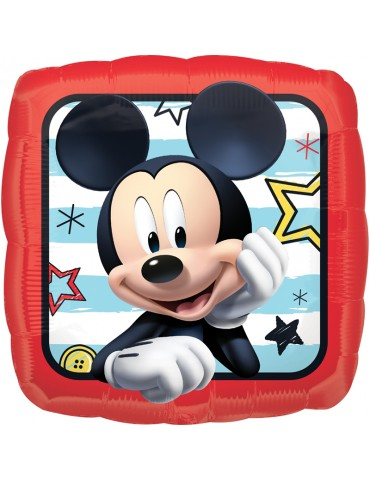 18'' MYLAR - MICKEY AND THE...