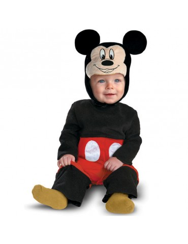 COSTUME MICKEY (12-18 MOIS)