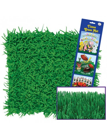 15X30 GREEN GRASS MAT