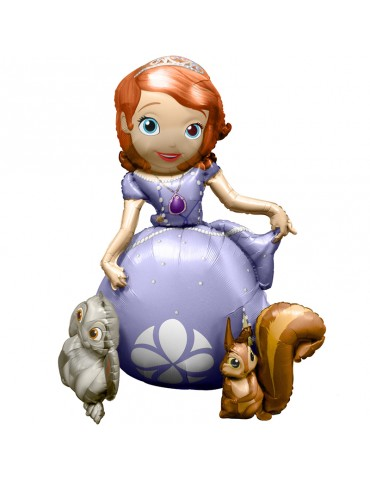 AWK - SOFIA THE FIRST 48''