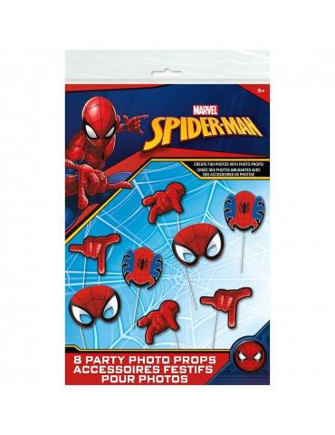 SPIDER-MAN PHOTO BOOTH...