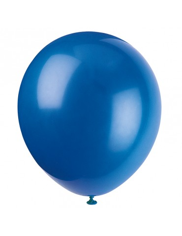 "12"" BALLOON - BLUE (10)"