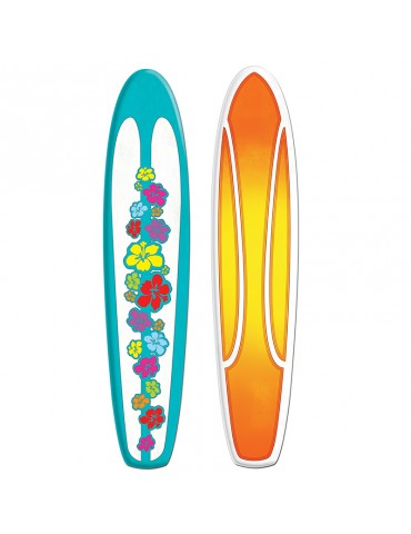 "60"" JOINTED SURFBOARD CUTOUT"