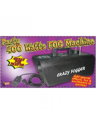 MACHINE A FUMEE 400W