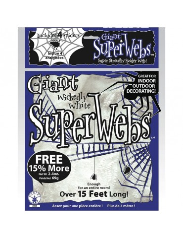 SUPER SPIDER WEB (60gr)