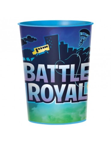 "VERRE 16OZ ""FORTNITE BATTLE..."