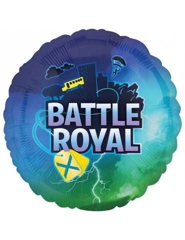 MYLAR 18'' ''BATTLE ROYAL''...