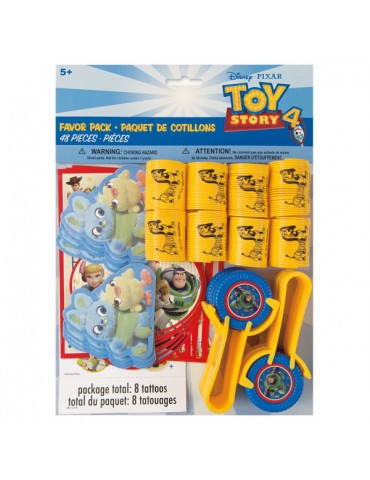 TOY STORY 4 FAVOR PACK (48)