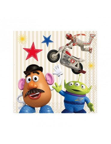 TOY STORY 4 BEVERAGE NAPKIN...