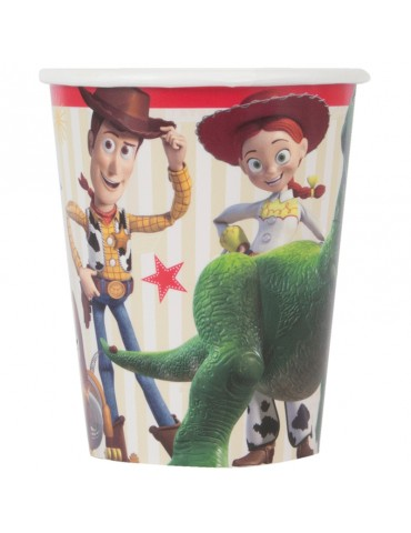 TOY STORY 4 9OZ CUPS (8)