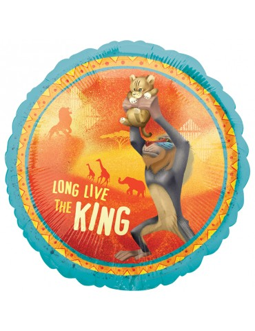 18'' MYLAR - THE LION KING