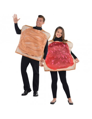COSTUME SANDWICH CONFITURE...