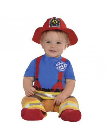 FIRST FIREMAN CHILD COSTUME