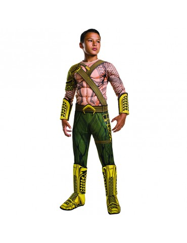 COSTUME AQUAMAN DELUXE